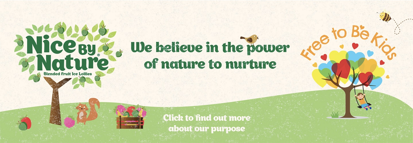 We believe in the power of nature to nature